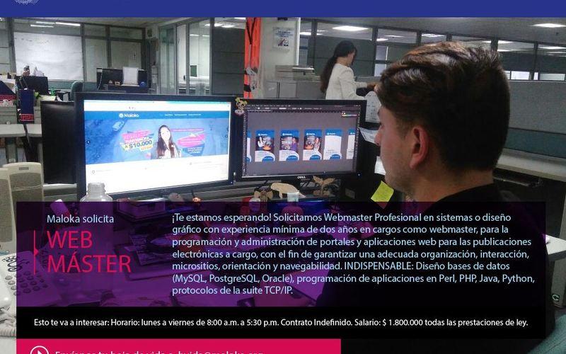 Cover web master en maloka
